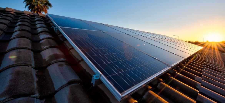 a napelem ideális tájolása